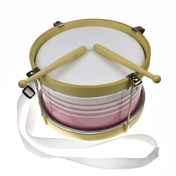 Classic Calm Marching Drum - Lily Pink
