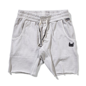Munster Kids Flippit Short - Washed Grey