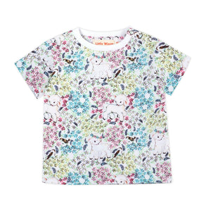 Little Wings Short Sleeve T-shirt - Spring