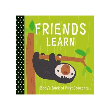 Baby's First - Friends Learn