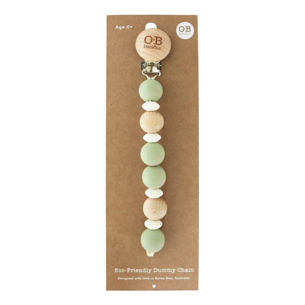 Eco-Friendly Dummy Chain - Sage