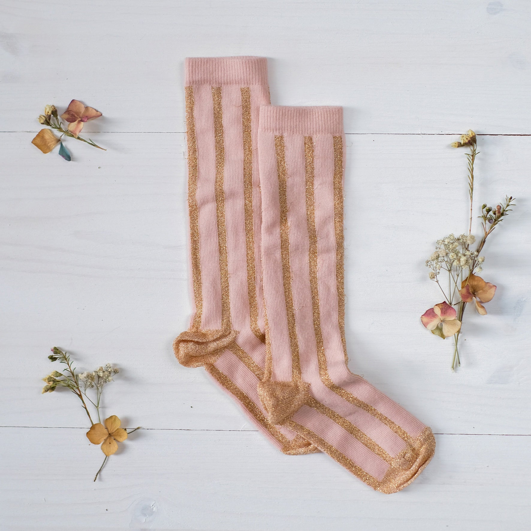 Louise Misha Socks Svelto Blush