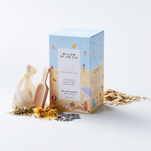 Willow By The Sea Baby Bath Tea - Calm