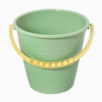 "Plasto ""I AM GREEN"" Bucket"