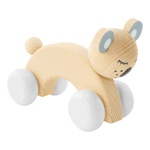 Wooden Push Along Koala - Edith