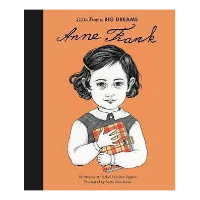 Little People Big Dreams Anne Frank