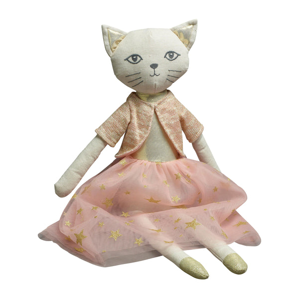 Cat Princess Doll
