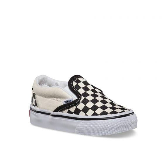 Vans Toddler Checkerboard Slip-on
