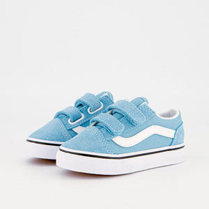 Vans Toddler Old Skool V Delphinium Blue