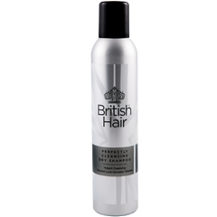 British Hair Dry Shampoo