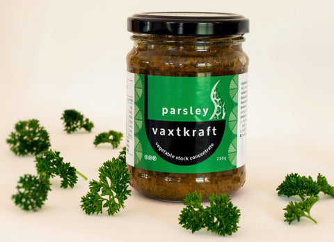 Vaxtkraft Parsley Vegetable Stock Concentrate