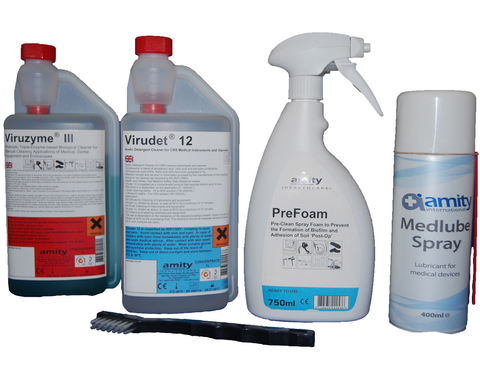 Instrument Cleaner Starter Pack - Tieren Medical Supply (Pty) Ltd