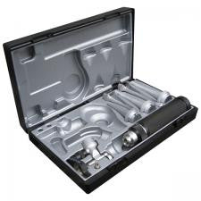 Ri-scope® Veterinary Otoscope and Ophthalmoscope Set, Handle Type C for Li Batteries - Tieren Medical Supply (Pty) Ltd