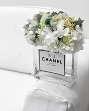 "Personalised Glass Vase - ""No. Edition"" (Available Worldwide)"