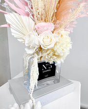 (Blooms only) Forever Arrangement | 'Pastel Mix'
