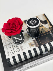 Cartel Mini + Lasting Eternity Rose (FREE Personalisation)