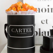 ORANGE FRESH BLOOMS Black Box (VIC, Australia Only)
