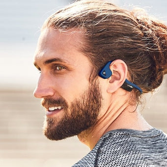 Andy reviews the Aftershokz Trekz Air bone conduction wireless headphones