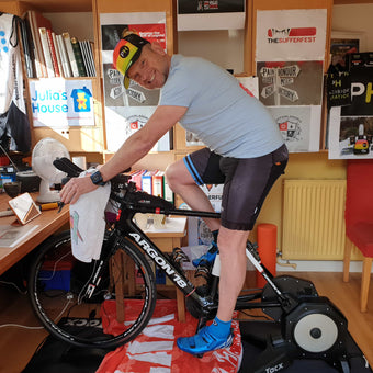 How 9.5 hours on a turbo earned Colin Scott a Knighthood