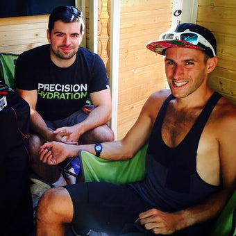 How to live the Ultra Running dream. (An interview with Robbie Britton).