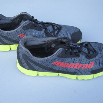 Montrail trail running shoes
