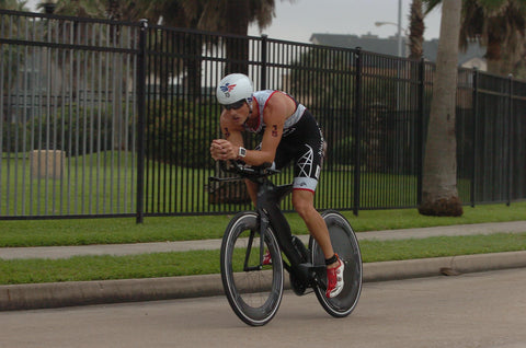 Regular Ironman top 10 finisher Brad Williams uses Precision Hydration