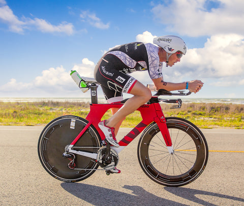 Brad Williams pro triathlete
