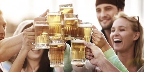 How effective is beer for rehydration after a race?
