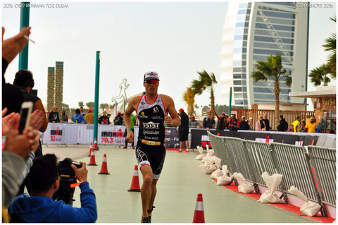 Ironman triathlete brad williams