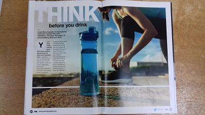 Exercise Register Magazine PH feature