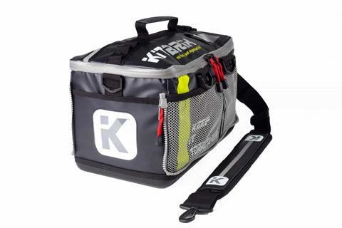 KitBrix ballistic black bag