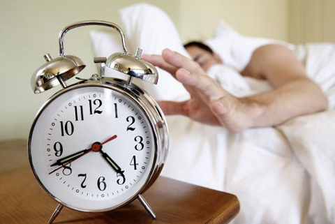 Set two alarm clocks to make sure you get up the morning of the race!