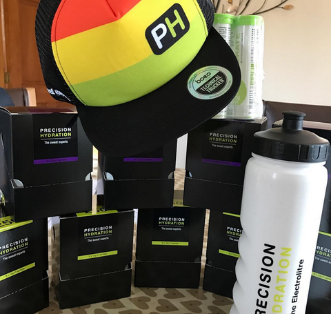 Precision Hydration electrolyte drink supplements