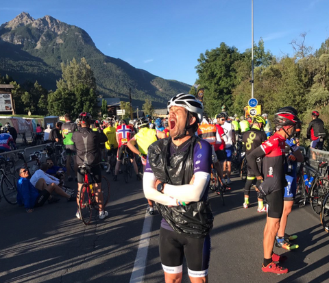 What's it like to ride L'etape du Tour?