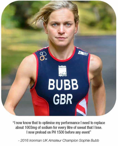 Sophie Bubb age group triathlete