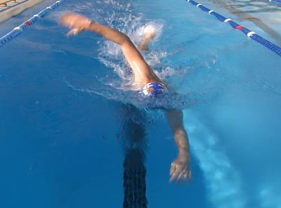 Swimsmooth lack of body roll