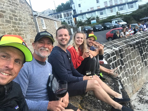 Team PH in the Scillies