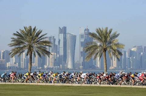 Road World Cycling Championship Doha Qatar