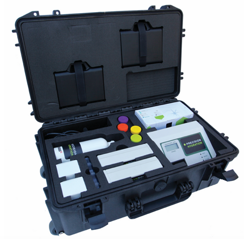 Precision Hydration's Mobile Sweat Testing kit