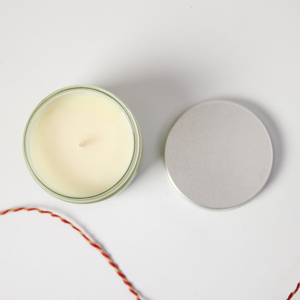 Frankincense and Myrrh 250ml Soy Candle