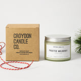 Frosted Mulberry 250ml Soy Candle