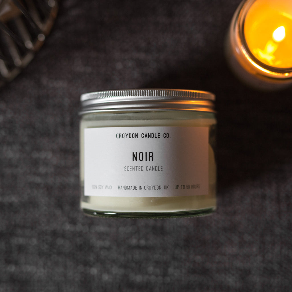Noir Soy Candle