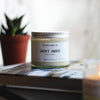 Smoky Amber Scented Soy Candle