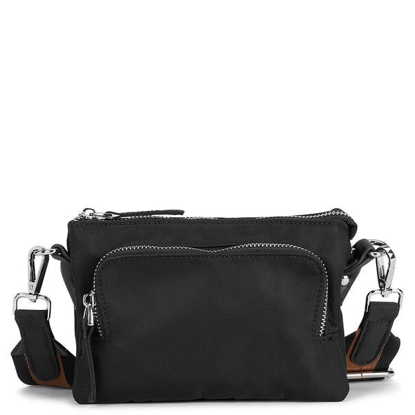 Combi/clutch Ebba Black