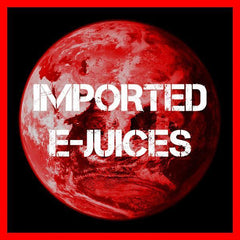 Imported E-Juices
