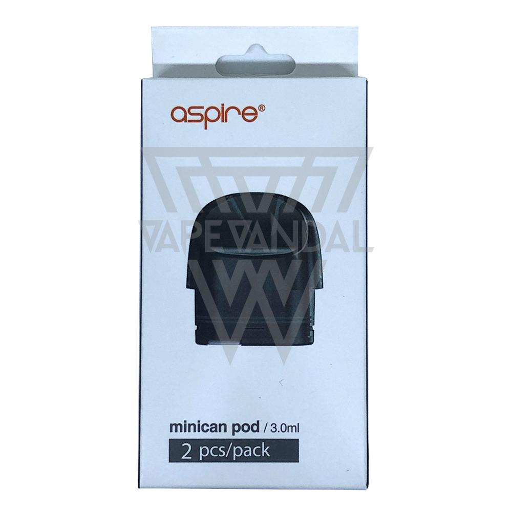 Aspire Cartridge Replacement Cartridge Aspire - Minican Replacement Pod Cartridge
