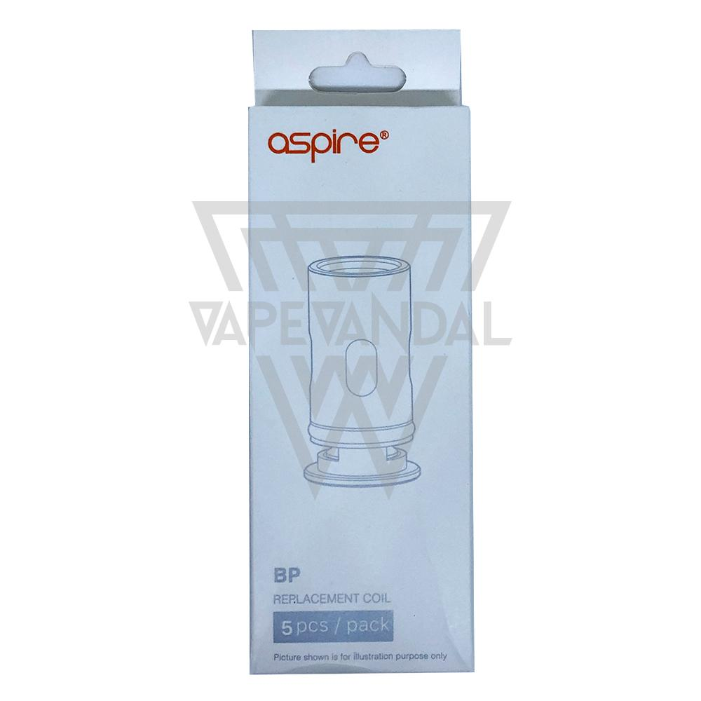 Aspire Coils 0.18ohm Aspire - BP60 Coil OCC Replacement