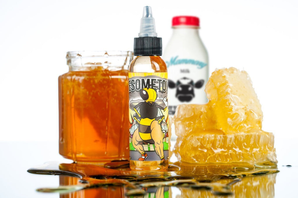 Awesometown (US) - Bee's Knees (Milk and Honey) - Vape Vandal - Malaysia's #1 vape e-juice store