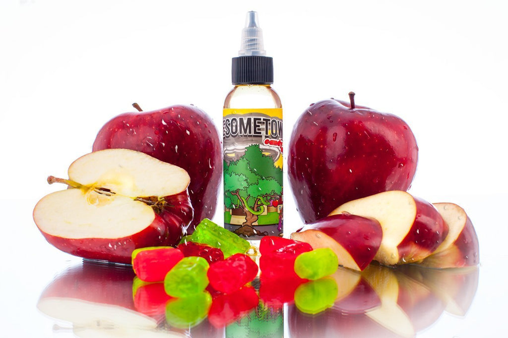 Awesometown (US) - Candy Apple - Vape Vandal - Malaysia's #1 vape e-juice store