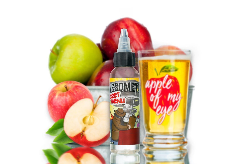 Awesometown (US) - Secret Menu (Hard Apple Cider) - Vape Vandal - Malaysia's #1 vape e-juice store